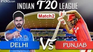 LIVE | IPL 2020, Match 2: Promising Delhi Take on Powerful Punjab in Battle of Equals in Dubai
