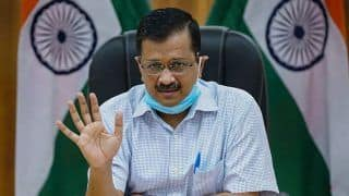 Delhi CM Kejriwal Urges Centre For Increase in Monthly Vaccine Supplies During May to July