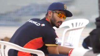IPL 2020: आरसीबी के 20 वर्षीय देवदत्त पडीक्कल जलवा बिखेरने को हैं तैयार, नेट में बहा रहे जमकर पसीना