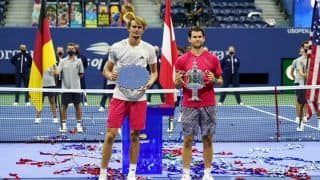 Tennis | US Open 2020 Final: Dominic Thiem Beats Alexander Zverev in Marathon Five-setter to Claim First Grand Slam Title