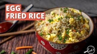 Egg Fried Rice Recipe: Easiest Way to Cook This Fulfilling And Nutritious Dish at Home