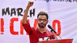 'Is Being a Muslim Crime in India': Twitter Stands in Support of Umar Khalid, Question Why 'Goli Maaro Gang' is Roaming Free?