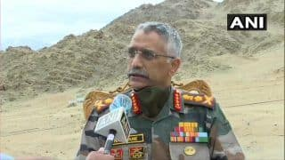 'Pakistan Pushing as Many Terrorists, Arms Across LoC as They Can Before Winters': Army Chief Naravane