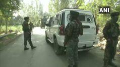 कश्मीर में CRPF जवान को आतंकियों ने मारी गोली, शहीद होने के बाद छीने हथियार