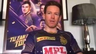 Ipl 2020 news today want to built partnership with hitter andre russell says eoin morgan 4149333