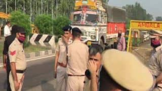 Haryana-Punjab Border Sealed as Farmers Protest Against New Agriculture Bills
