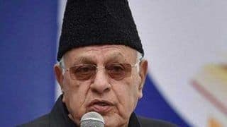 Farooq Abdullah Prevented From Leaving House to Offer Prayers, Claims NC