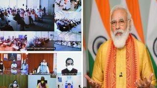 Namami Gange Mission Most Comprehensive River Conservation Program, Says PM Modi