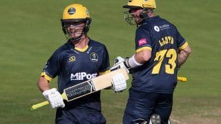GLA vs GLO Dream11 Team Prediction English T20 Blast 2020: Captain, Fantasy Playing Tips, Probable XIs For Today's Glamorgan vs Gloucestershire T20 Match at Sophia Gardens, Cardiff 11 PM IST Friday September 18