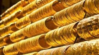 Gold Prices Today, 14th September 2020: Yellow Metal Rates Drops Slightly to Rs 52,465 Per 10 gm, Silver Climbs by Rs 222