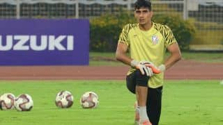 Gurpreet Singh Sandhu And Sanju Win AIFF Footballer of The Year Awards