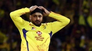 Harbhajan Files Complaint After Being Allegedly Duped of Rs 4 Crore by Chennai Businessman