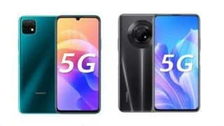 Huawei Launches Enjoy 20 5G, Enjoy 20 Plus 5G: Check Specifications And Price