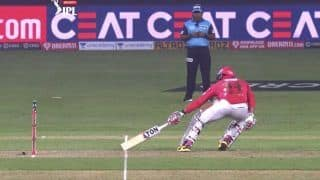 IPL 2020: ICC's Elite Panel Umpire Nitin Menon Poor Error Affects Result of Delhi Capitals vs Kings XI Punjab Match in Dubai