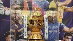 IPL 2020: स्टेडियम के अंदर नहीं होगी मीडियाकर्मियों की एंट्री, दर्शक भी होंगे नदारद, जानिए पूरी डिटेल