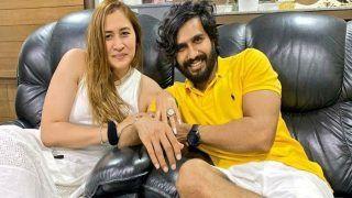 Jwala Gutta Gets Engaged to Vishnu Vishal, Badminton Star Reacts to Birthday Gift