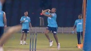 Inspired by Warne? Prithvi Shaw Bowls Over DC in Nets | WATCH
