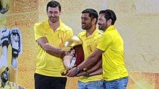CSK Award Winners | Dhoni Gets Golden Cap, Watson Gets Blood Award