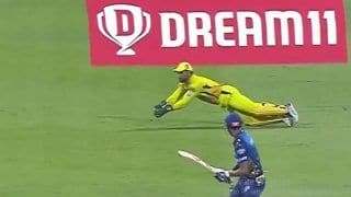 Dhoni Becomes FIRST Wicketkeeper in The World to This Feat