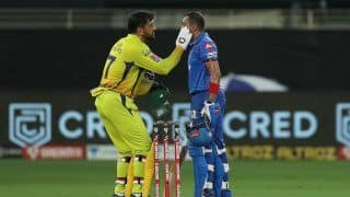 Gentleman of Gentleman's Game | Dhoni's Gesture Towards Shaw is Winning Hearts
