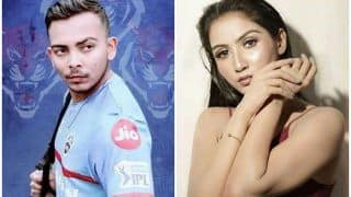 IPL 2020: Is DC Opener Prithvi Shaw Dating Prachi Singh? Check Udaan-Fame Actress' Latest Instagram Post