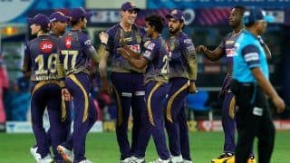 IPL 2020 Points Table Latest Update After RR vs KKR, Match 12: Knights Zoom to No 2; Rahul, Rabada Retain Orange, Purple Caps Respectively