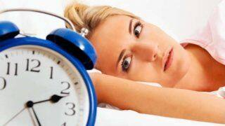 Shorter Sleep at Night Can Lead to Stressful Events Next Day