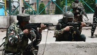 Jammu And Kashmir: Militant Attack in Parimpora District, Two Security Personnel Killed