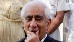Former Union Minister Jaswant Singh Passes Away; PM Modi, Rajnath Express Grief