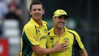 'It's a Bit of Concern': AUS Pacer Hazlewood Admits to Concerns Over COVID-19 Outbreak in CSK Camp