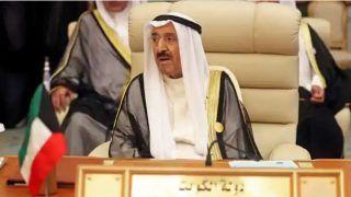 Kuwait Ruler Emir Sheikh Sabah Dies at 91; President Kovind, PM Modi Extend Condolences