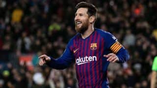 Lionel Messi to Become Highest Paid Footballer in History After Agreeing €700m Manchester City Contract: Report