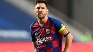 Lionel Messi Confirms of Staying With Barcelona Next Season to Avoid Legal Dispute