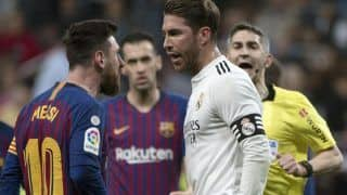 Lionel Messi Transfer News: Real Madrid Captain Sergio Ramos Feels Messi Has 'Earned Right' to Decide His Future With Barcelona