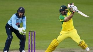इंग्लैंड के खिलाफ मैच में शतक जड़ ग्लेन मैक्सवेल ने तोड़ा बटलर का रिकॉर्ड