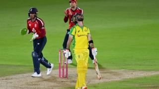 Eng vs aus 1st t20i adil rashid jofra archer help england beat australia by 2 runs 4132021
