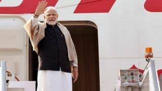 Rs 517 Crore Spent On PM Modi's Foreign Visits to 58 Countries Since 2015: Govt Tells Rajya Sabha