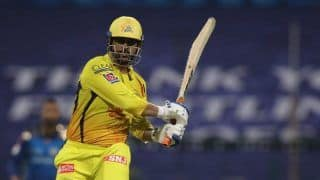 Rajasthan Royals vs Chennai Super Kings 2020, 4th Match Live Streaming