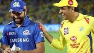 Ipl 2020 news today mumbai indians vs chennai super kings if chennai wins today ms dhoni will be first captain to win 100 matches as a captain for single team 4146196