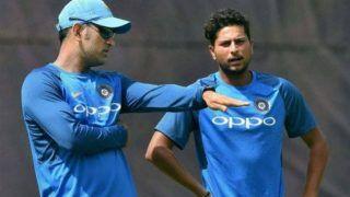 कुलदीप यादव की हैट्रिक में MS Dhoni ने निभाई थी अहम भूमिका, चाइनामैन गेंदबाज ने किया खुलासा