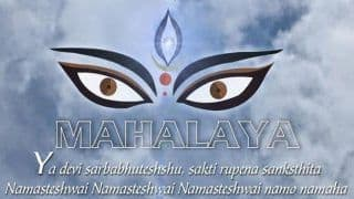 Shubho Mahalaya Amavasya 2020: Wishes, Quotes, And Messages to Share With Your Friends And Family