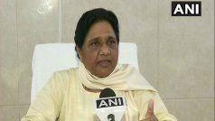 मायावती का बयान- UP और MP में अकेले चुनाव लड़ेगी बसपा, केवल बिहार में होगा गठबंधन