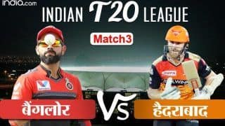 Dream ipl 2020 rcb vs srhk live updates and latest news playing 11 ball by ball commentary when and where to watch4148044 4148044