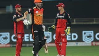 IPL 2020: Mitchell Marsh's Scans Lost in UAE, SRH All-rounder in Dark About Extent of Injury