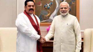 पीएम मोदी और राजपक्षे के बीच हुई वार्ता, भारत ने कहा- अल्पसंख्यक तमिलों की हो सत्ता में भागदारी