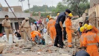 Punjab: Three Dead After Two-storey Building Collapses in Mohali