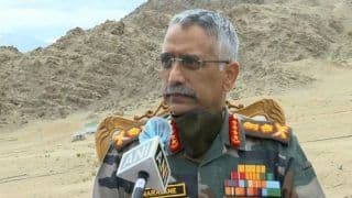 Ladakh Standoff: Situation Along LAC a Bit Delicate And Serious, Says Army Chief Naravane