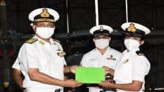 In a First, 2 Women Officers Join Crew of Indian Navy Warships | All You Need to Know
