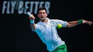 Novak Djokovic Enters Second Round of French Open 2020