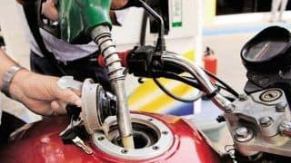Petrol Prices Remain Unchanged Across Metros For 8th Straight Day